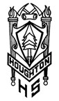 Houghton High School Crest